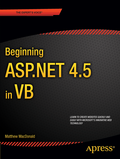 Learn the ASP.NET web forms model, from the ground up. Includes an introduction to the Visual Basic programming language.